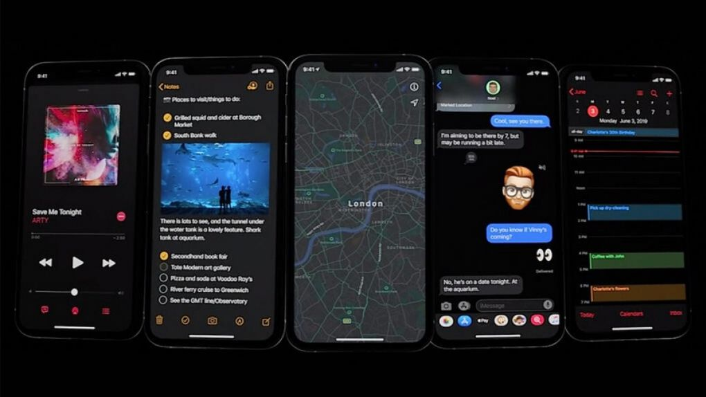 Now you can download IOS 13.5 and Ipad OS 13.5