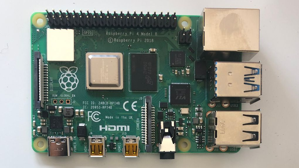 Raspberry Pi 4 doubles the amount of frame memory