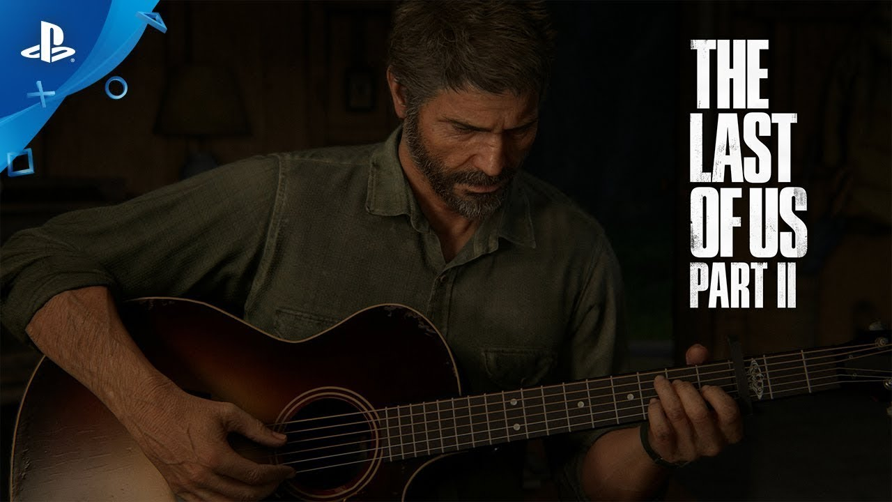 New story trailer from The Last of Us Part II