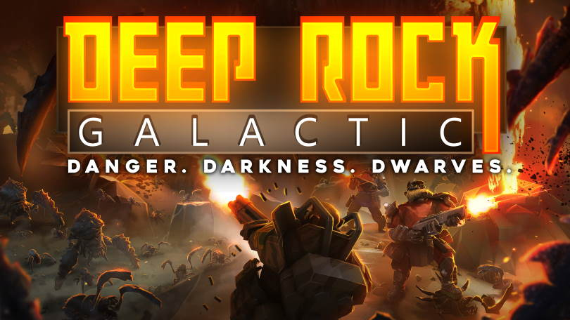 Deep Rock Galactic – an action game about mining in space – is out now on PC and Xbox One