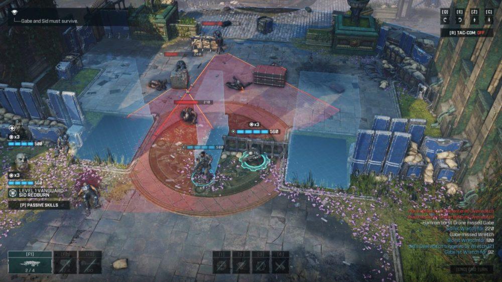 Review: Gears Tactics – SENSES