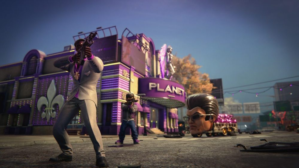 Review: Saints Row The Third – Remastered