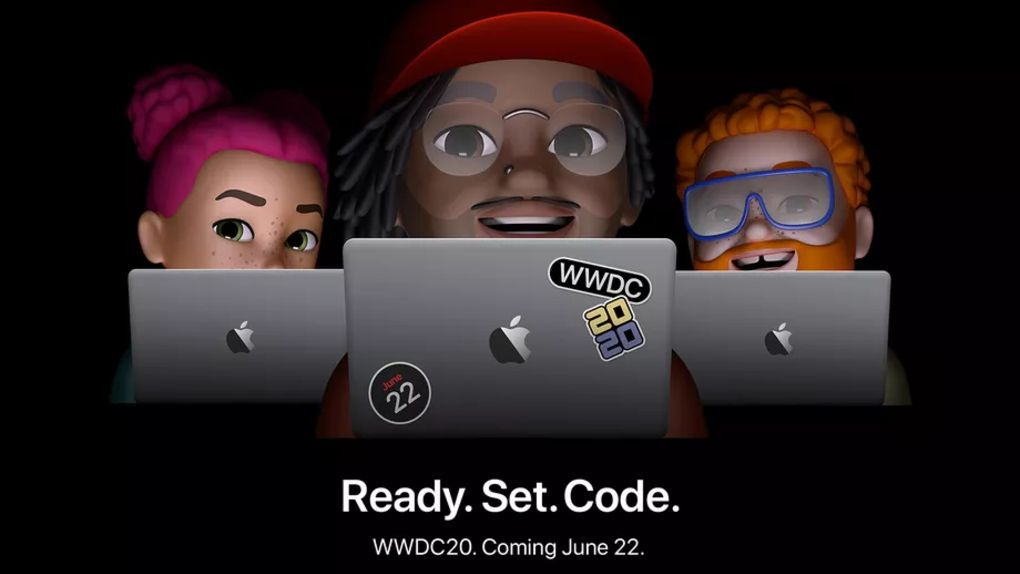 Then follow Apple's WWDC event on June 22