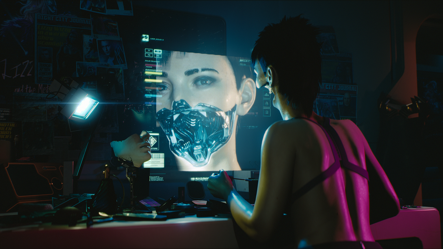 Cyberpunk 2077: Everything we know about next year's big game