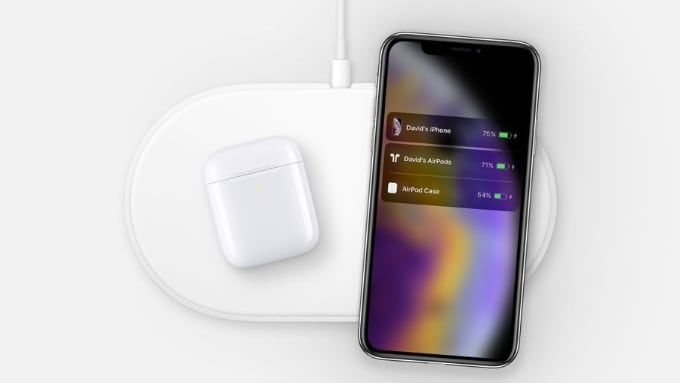 Pictures show what Apple's Airpower looked like on the inside