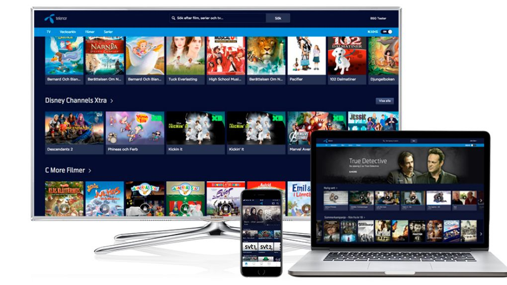 Telenor releases cheap channel package without TV box