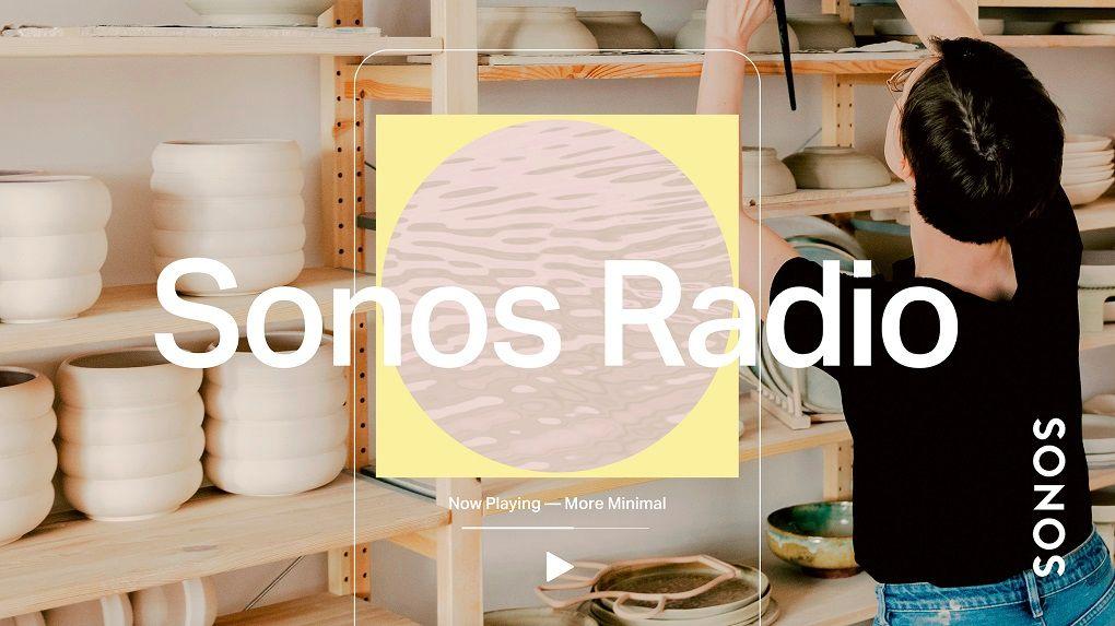 Sonos launches its own radio service – so does Sonos Radio