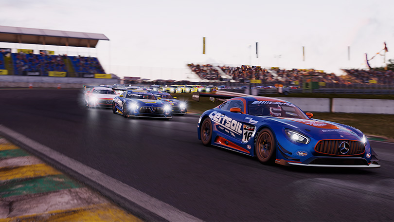 Leak forces Project CARS 3 into the light