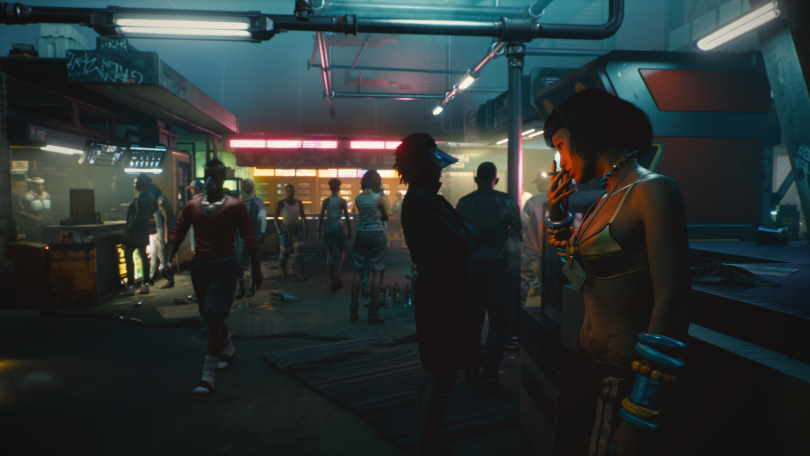 News about Cyberpunk 2077 tomorrow – including braindance