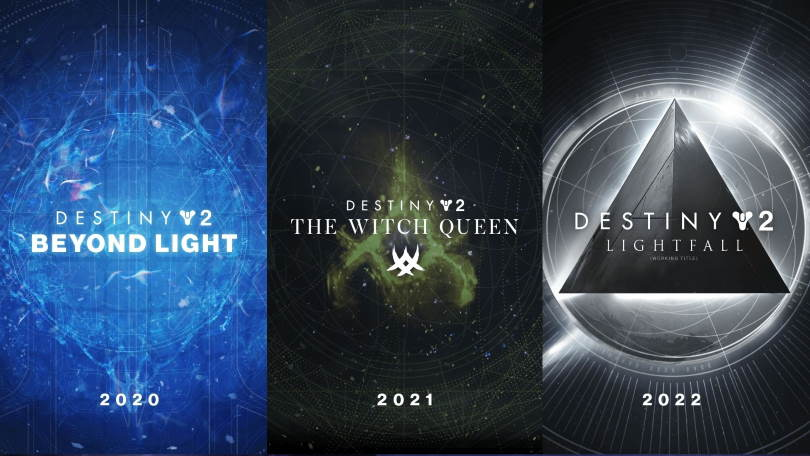 Destiny 2: Beyond Light expansion is released September 22