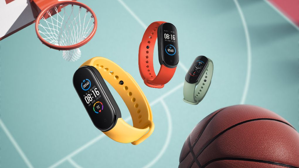 Xiaomi launches new training bracelet and several other gadgets