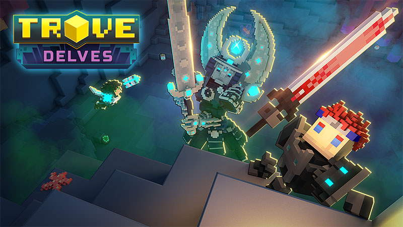 Trove gets great update to consoles with Delves