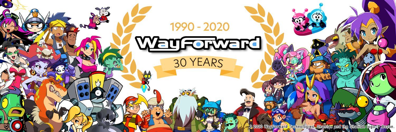 WayForward gives us more news