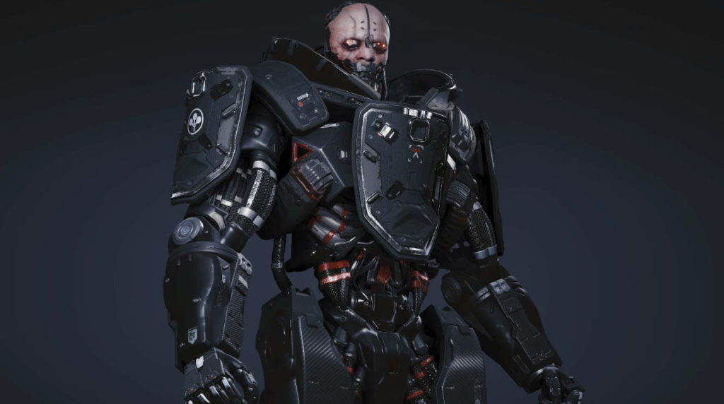 Adam Smasher, the most dangerous man in town – Cyberpunk 2077