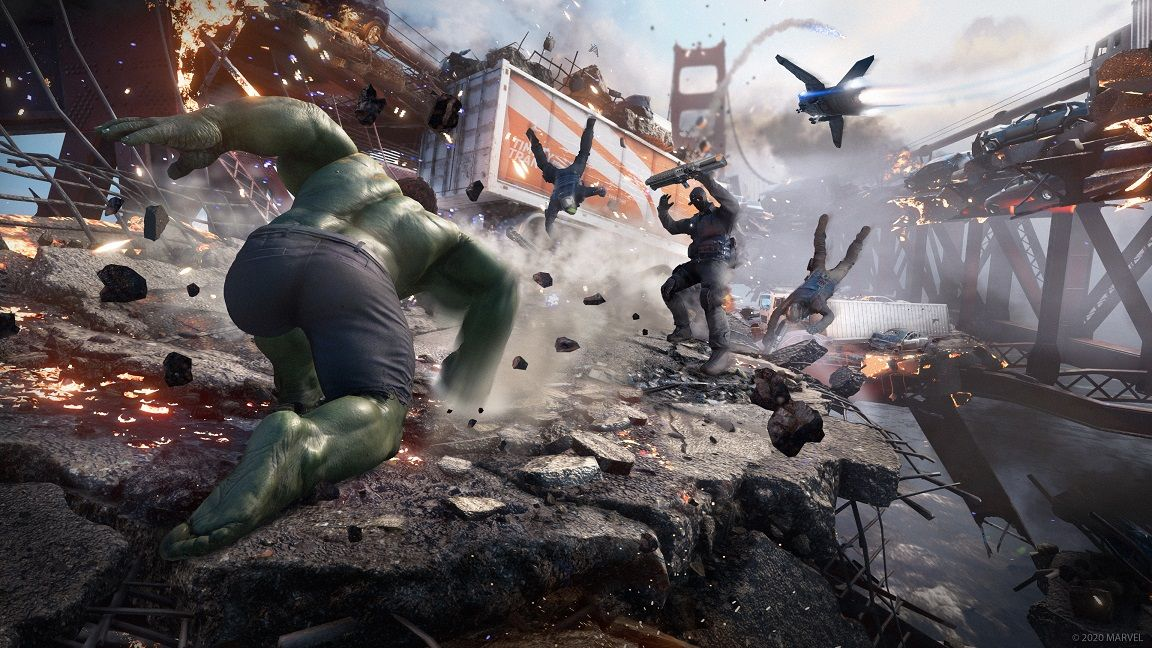 We play Marvel's Avengers: Cinematic Adventure with popular superheroes