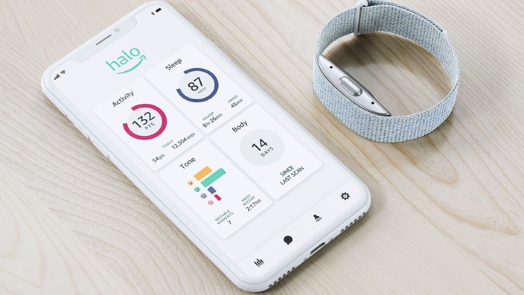 Amazon's first health gadget brings the user to life