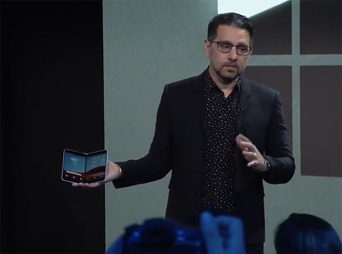 Microsoft surprises with Surface Duo – mobile with Android apps