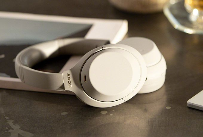 WH-1000XM4 – here are Sony's new noise reduction headphones