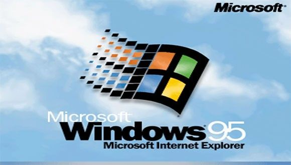 Congratulations on your 25th birthday, Windows 95!