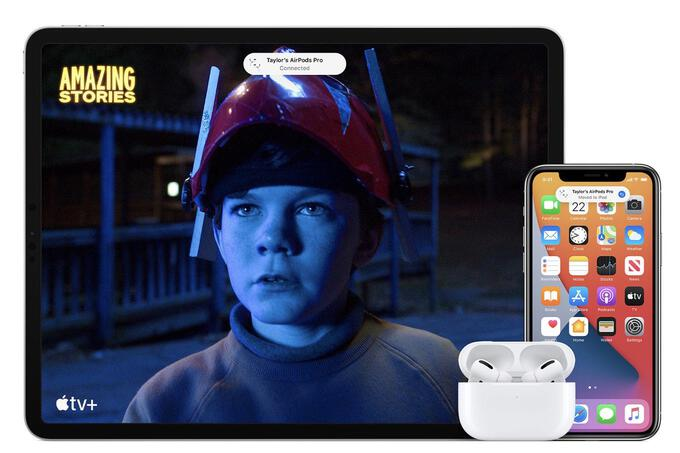 This is how Airpods gets better with iOS 14