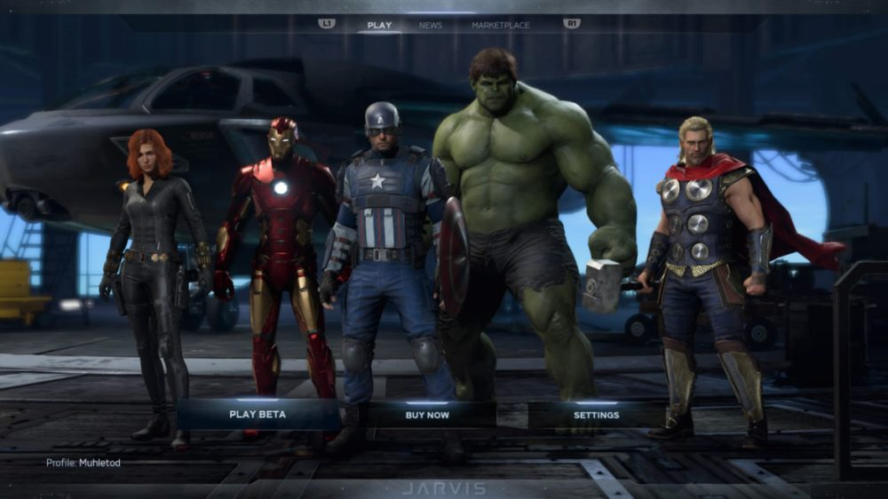 Preview: Marvel's Avengers – SENSES
