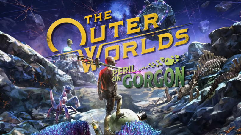 Watch the gameplay of Peril on Gorgong DLC ​​for The Outer Worlds