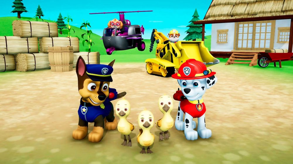 Review: Paw Patrol – On a Roll!