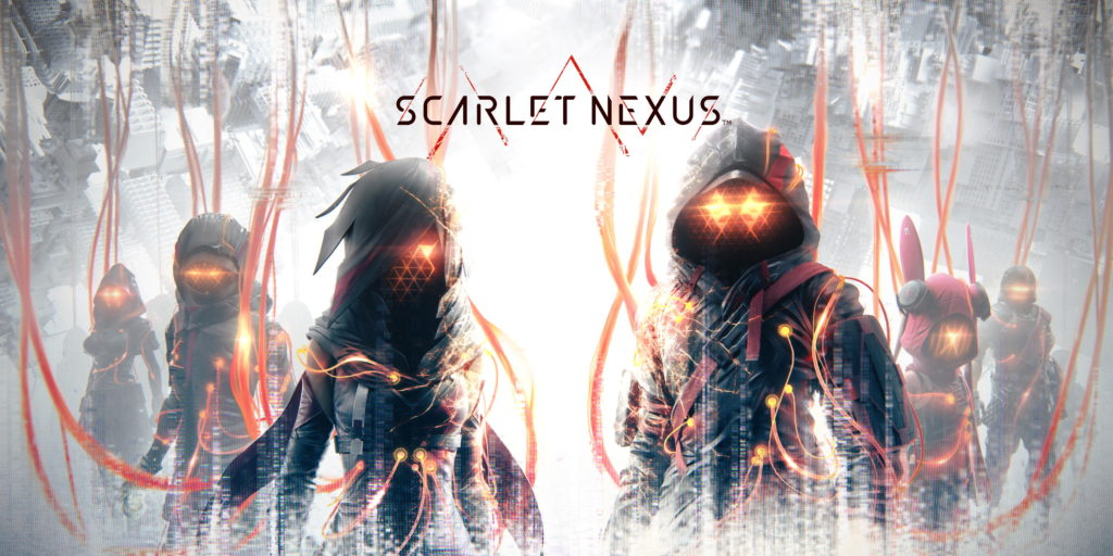 New from trailer of Scarlet Nexus shows brain sinking