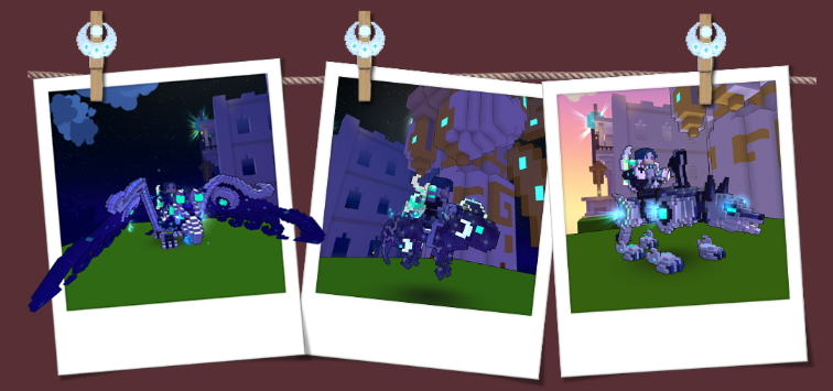 Aim for the stars in Trove with Lunar Plunge