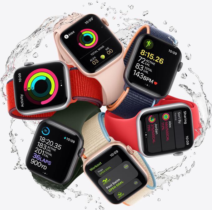 Apple Watch SE – new cheaper model