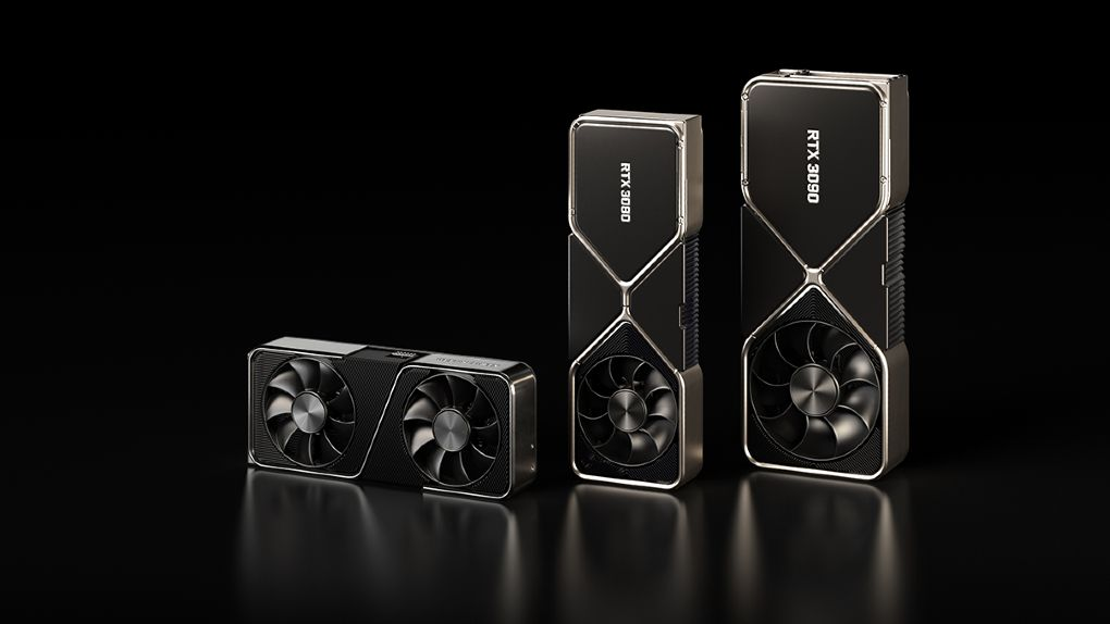 Nvidia unveils its new RTX 3000 series of graphics cards