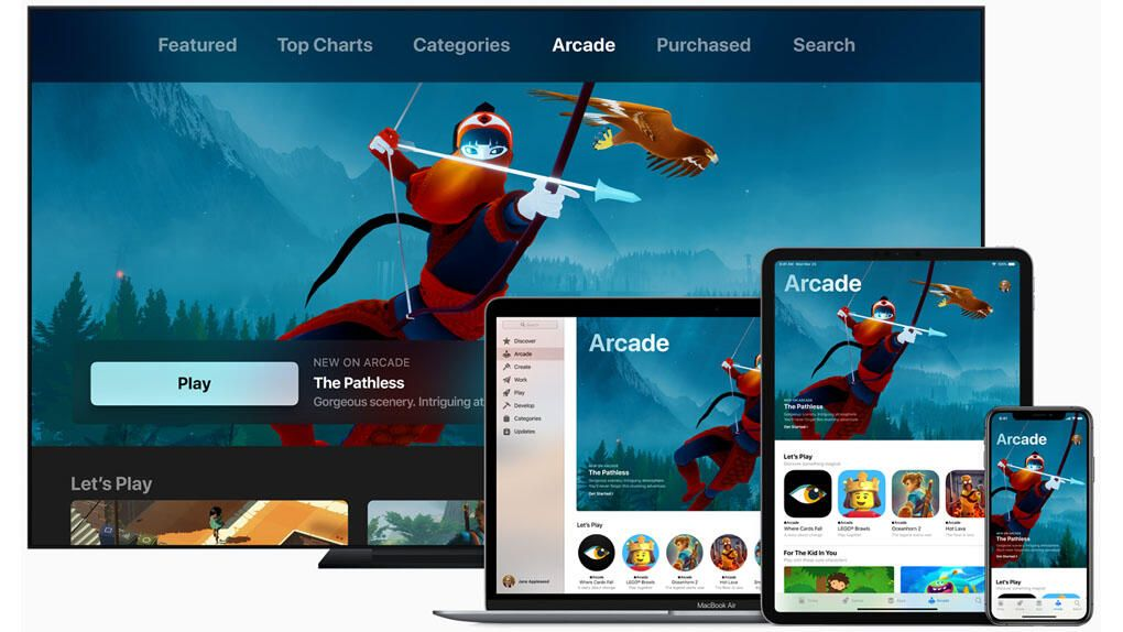 Developers talk about what it's like to develop games for Apple Arcade