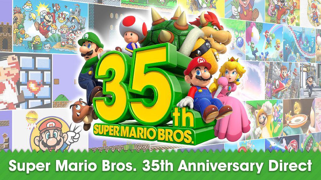 Nintendo releases collection of 3D Super Mario games