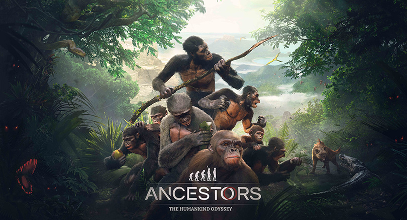 Ancestors: The Humankind Odyssey takes its first steps on Steam – out now