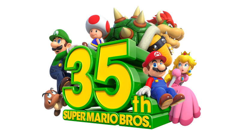 Mario celebrates 35 with a whole bunch of dear reunions