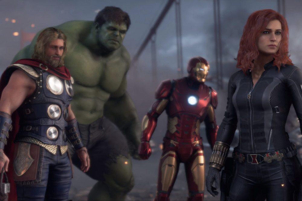Review: Marvel Avengers – SENSES