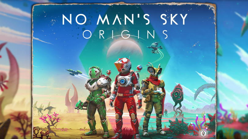 No Man's Sky: Origins update out now and I'm dropping my chin