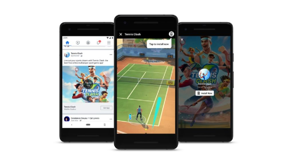 Facebook is investing in streamed mobile games