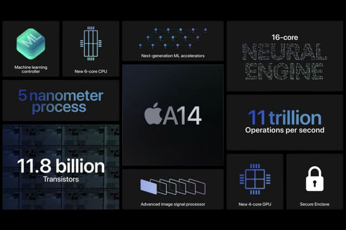 Apple A14 – all about Apple's A14 Bionic processor