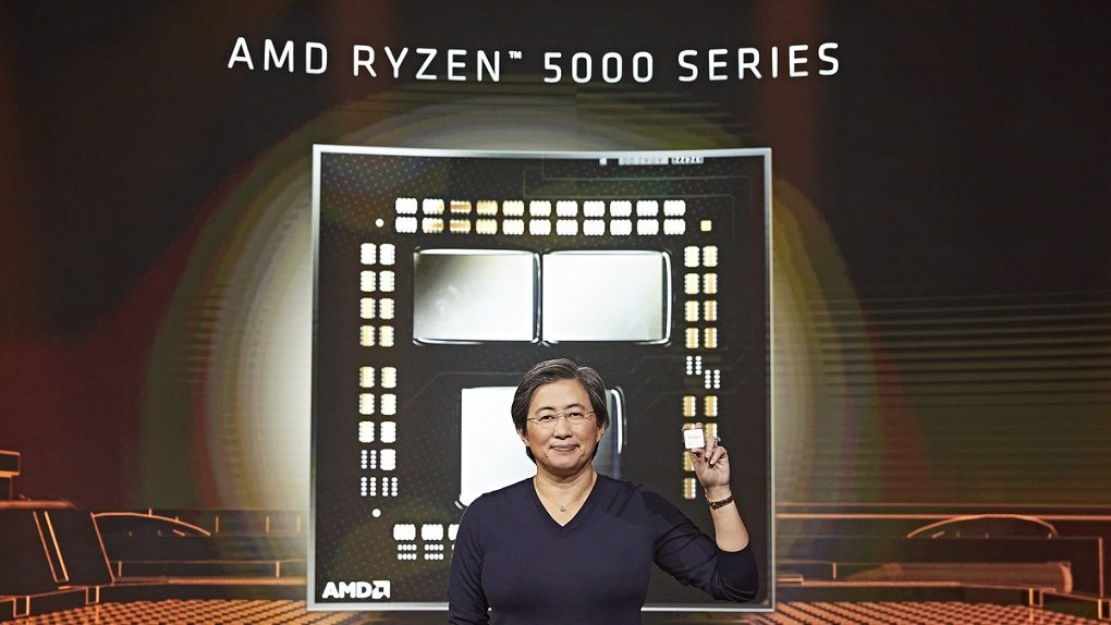 AMD unveils its Ryzen 50 series