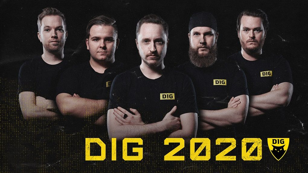 Dignitas replaces the Swedish legends – CS: GO