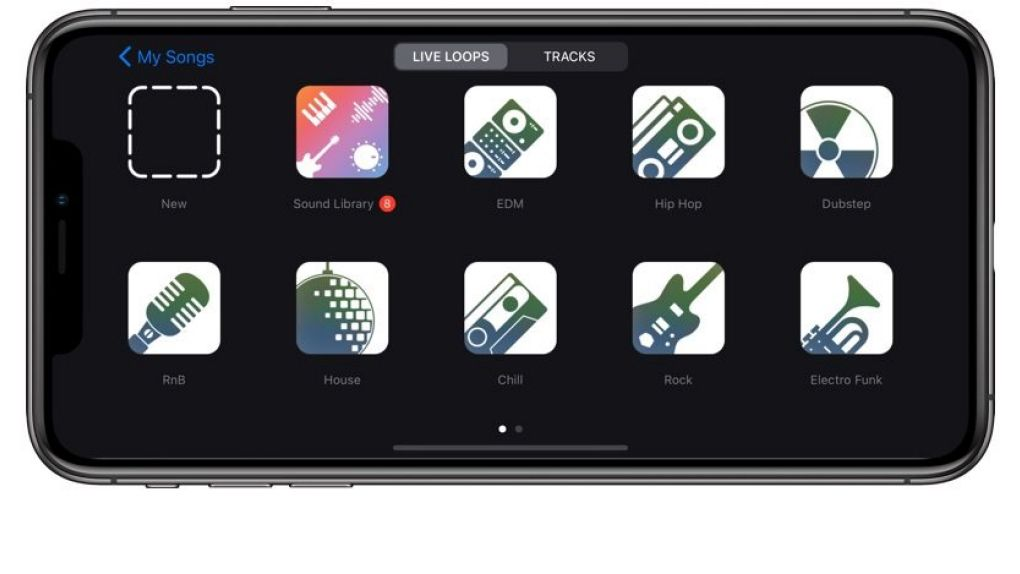 New versions of Garageband and Imovie for IOS