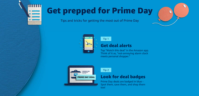 Prime day 2020 – all about Amazon's big sale