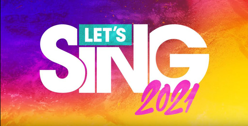 Here are all the songs for Let's Sing 2021