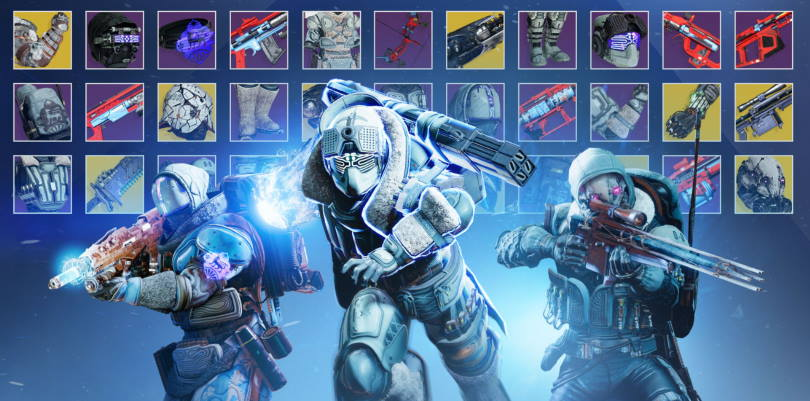 New exotic gear in Destiny 2: Beyond Light seems broken – guaranteed fun