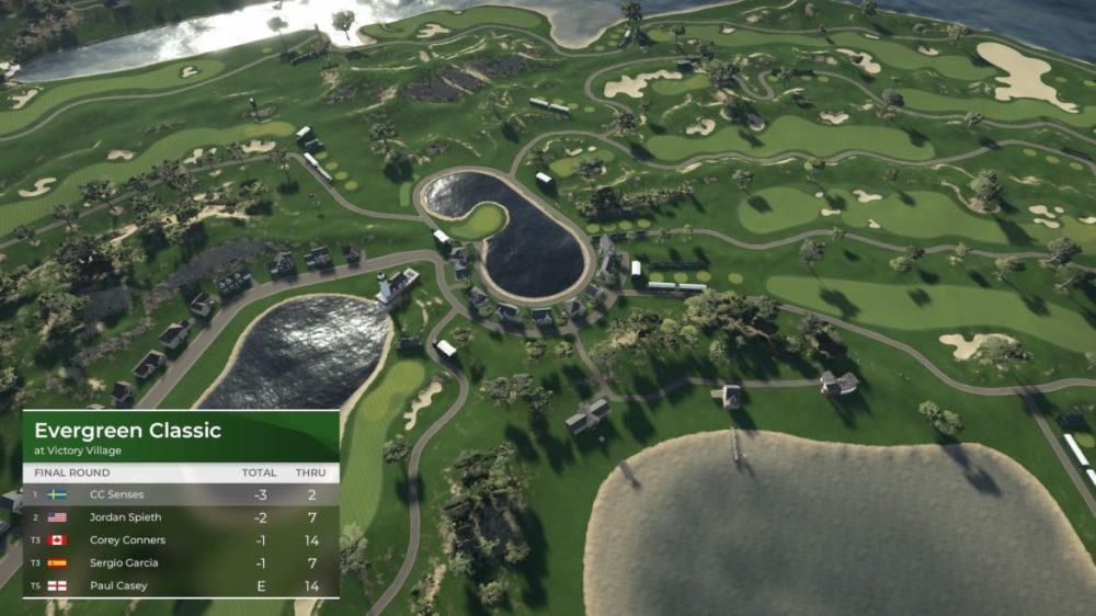 Review: PGA Tour 2K21 – SENSES