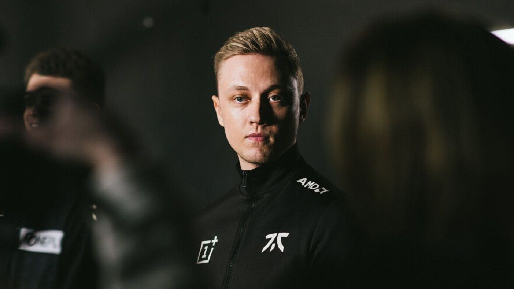 The Swedish star leaves Fnatic – after eight years