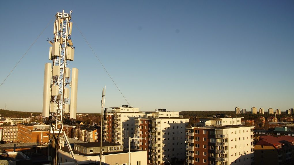 Now you can test 5g with Tele2 in 30 Swedish locations