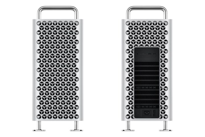 Does Apple work on a Mac Pro Mini?