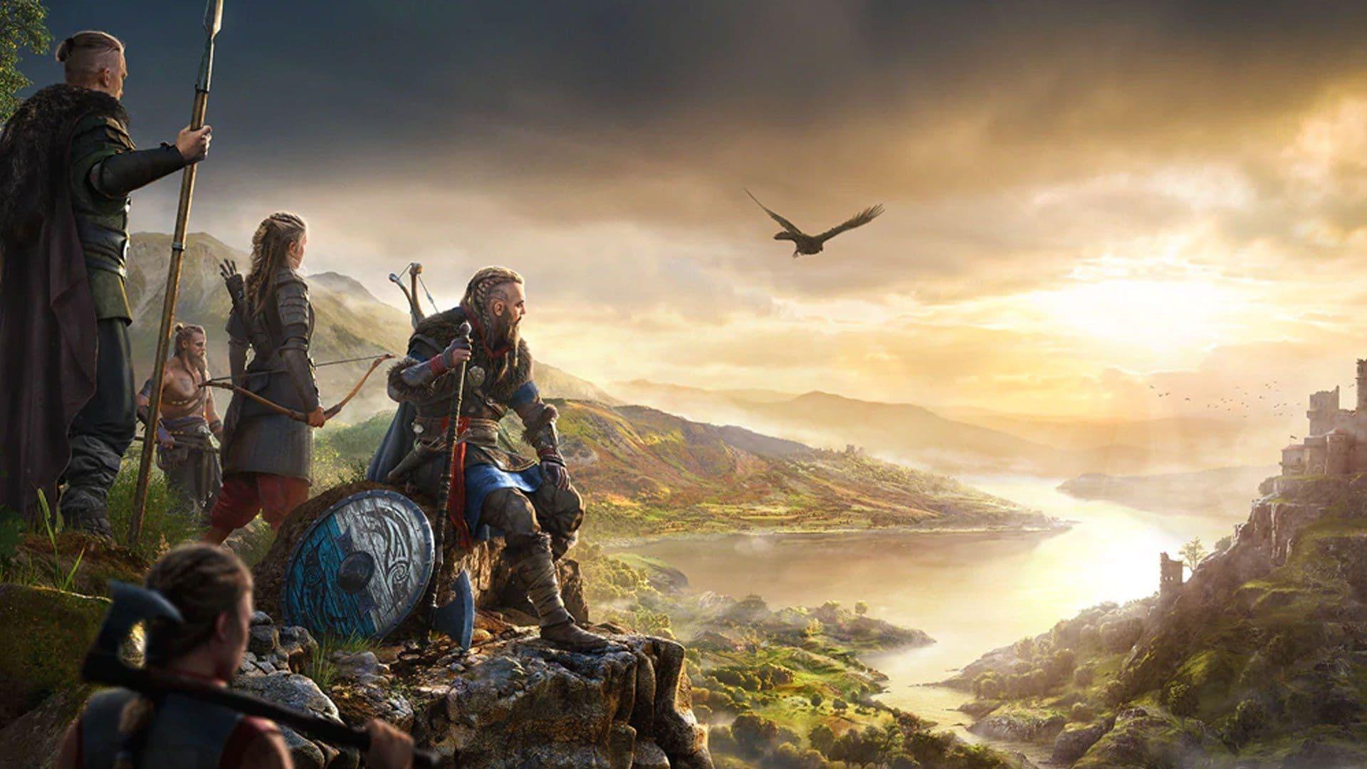 Assassin's Creed Valhalla gets a next-gen update